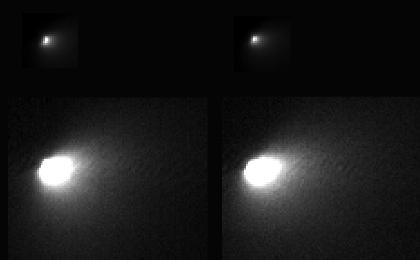 read the article 'First Resolved Image of a Long-Period Comet's Nucleus'