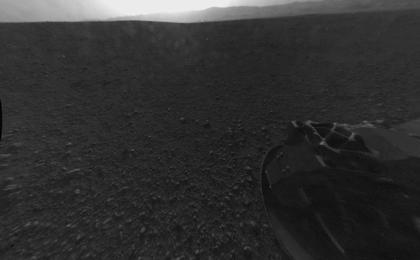 see the image 'Looking Back at the Crater Rim'