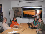 Women from Los Alamos National Laboratory in Los Alamos, NM on Women's Curiosity Day