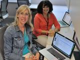 Curiosity Day Women At Jet Propulsion Laboratory, Pasadena