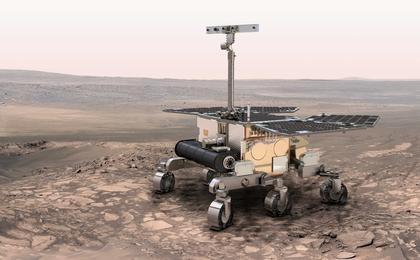NASA In 2018 ExoMars Rover