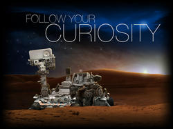 Follow Your Curiosity, artist concept