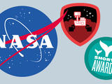 read the article 'NASA, Mars Curiosity Win Awards For Social Media'