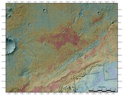 Geological Diversity at Curiosity's Landing Site