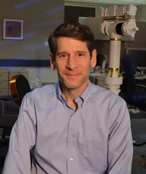 Mars Exploration Rover Project Manager John Callas