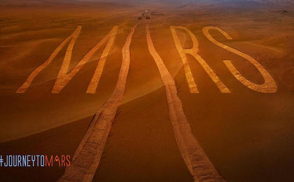 read the article 'Robots Paving Way For Future Missions to Mars'