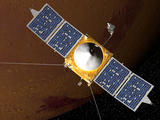 read the article 'NASA Hosts Social Media Event at MAVEN Launch in Florida'