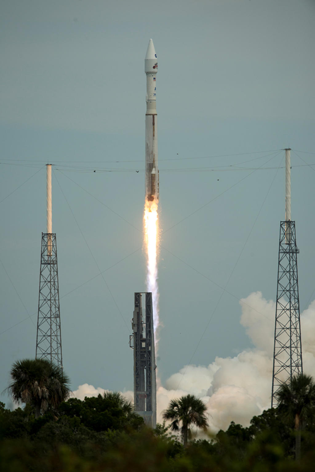 MAVEN Launching