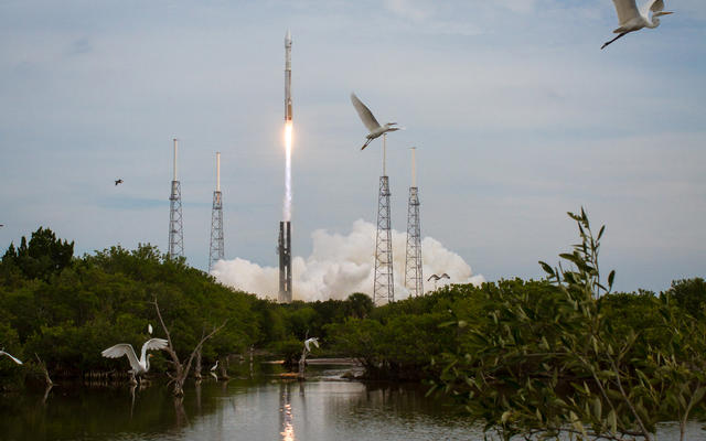 Taking Flight at Cape Canaveral