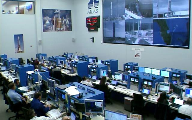 MAVEN Launch Control