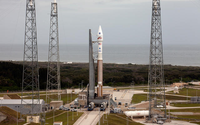 MAVEN at the Launch Pad