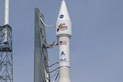 MAVEN Encapsulated Atop Atlas V
