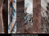 read the article 'Seasonal Freezing and Thawing on Mars'