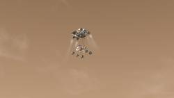 Critical Step in Next Mars Rover Landing