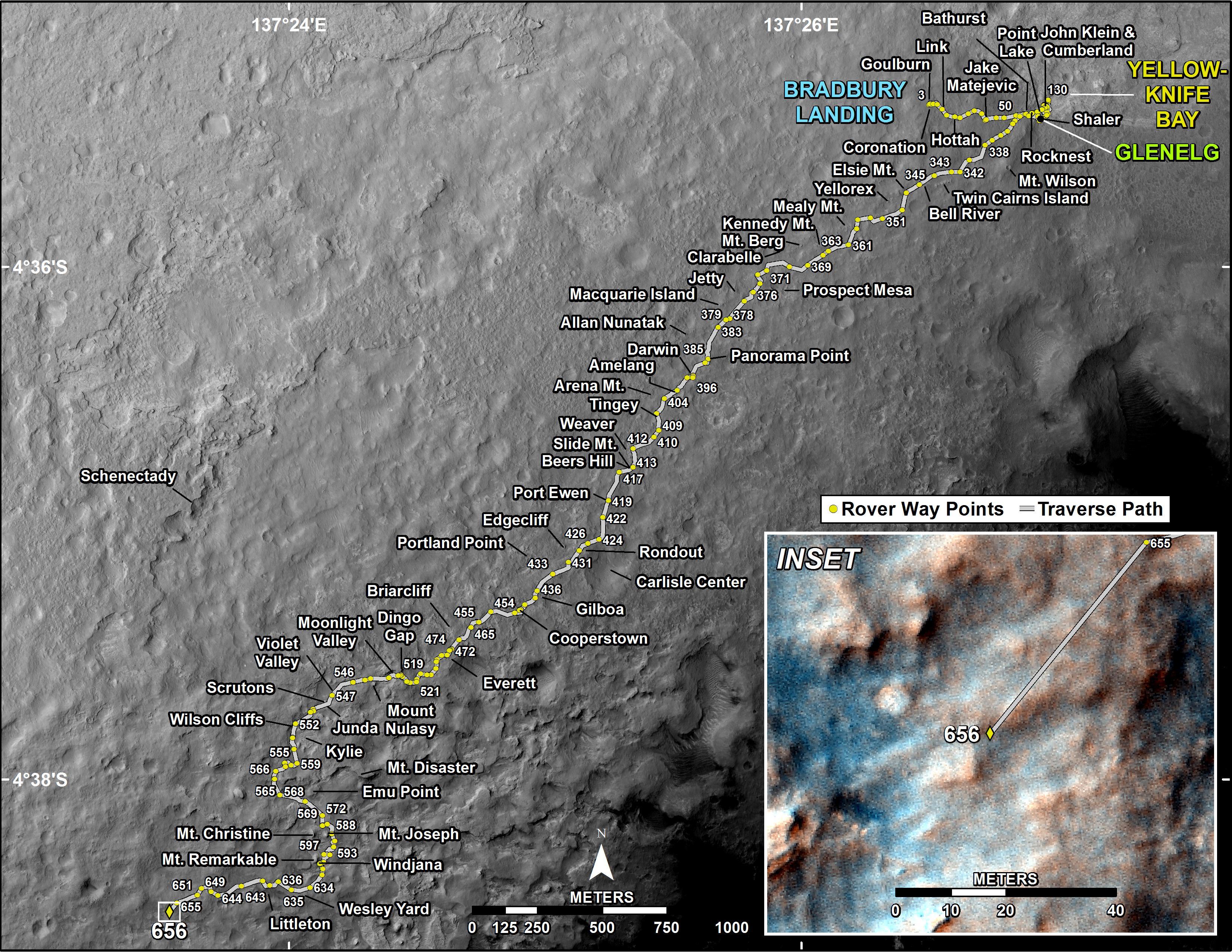 nasa mars maps - photo #14