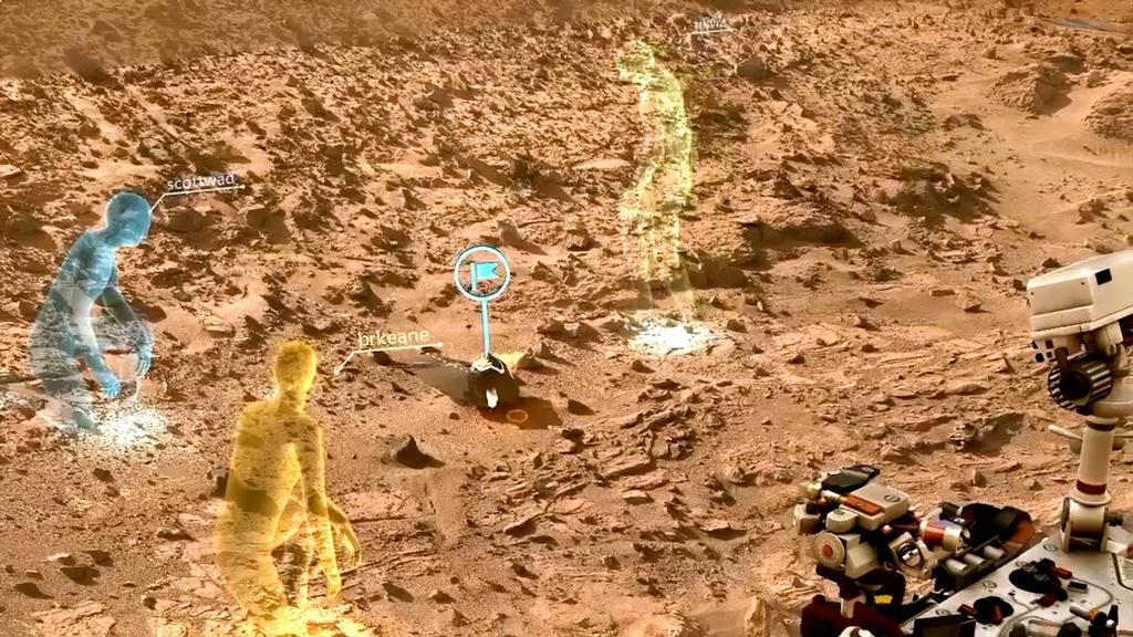 mars rover simulator - photo #48