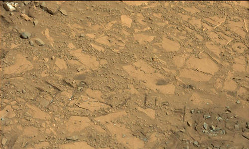 Drilling Candidate Site 'Bonanza King' on Mars