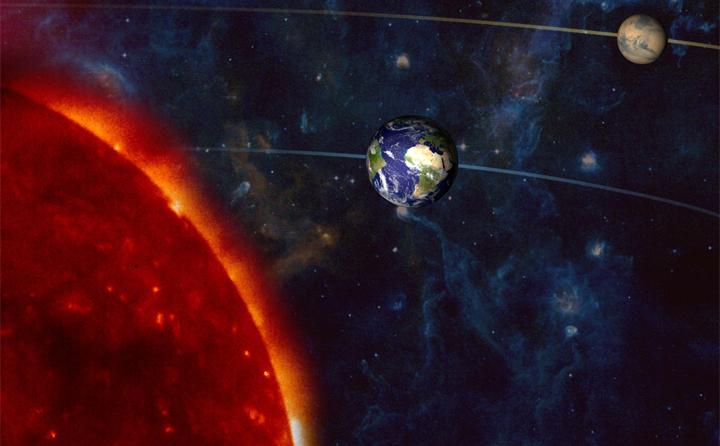 Mars Opposition - NASA Mars