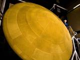 read the article 'Heat Shield Readied for Next Mars Rover'
