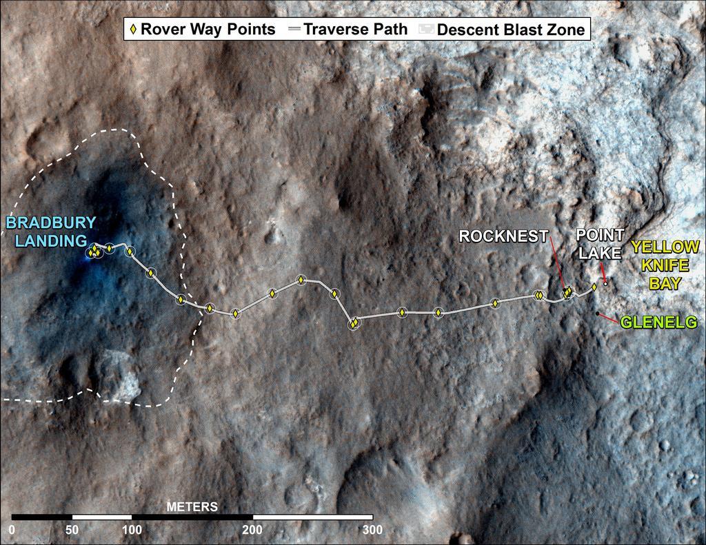 mars rover landing november - photo #25