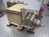 The Neutral Gas and Ion Mass Spectrometer (NGIMS) instrument, shown here at NASA's Goddard Space Flight Center in Greenbelt, Md., before its integration onto NASA's Mars Atmosphere and Volatile EvolutioN (MAVEN) spacecraft.