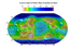 see the image 'Water mass map from neutron spectrometer - December 8, 2003'