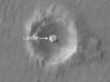read the article 'New Images From Mars Reconnaissance Orbiter'