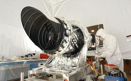 Telescopic Camera for Mars Reconnaissance Orbiter, Front End