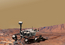 see the image 'Mars Science Laboratory at Work, Artist's Concept'