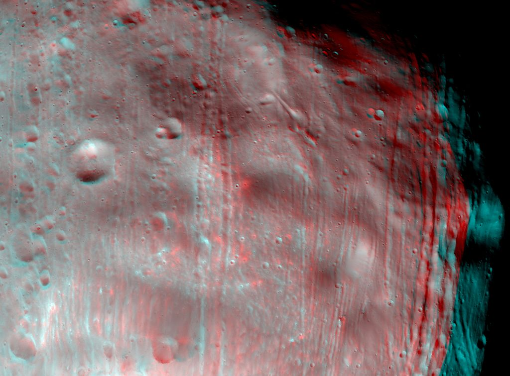 Phobos in Stereo