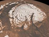 read the article 'NASA Orbiter Penetrates Mysteries of Martian Ice Cap'