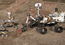 see the image 'Three Generations of Rovers in Mars Yard'