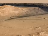 read the article 'NASA Mars Rover Team Aims For Landing Closer To Prime Science Site'