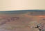 see the image ''Greeley Panorama' from Opportunity's Fifth Martian Winter'