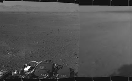 see the image 'Curiosity Takes It All In'