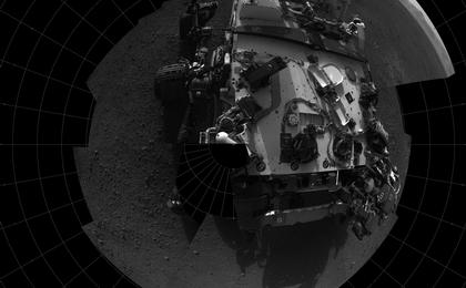 see the image 'Bird's Eye View of Curiosity'