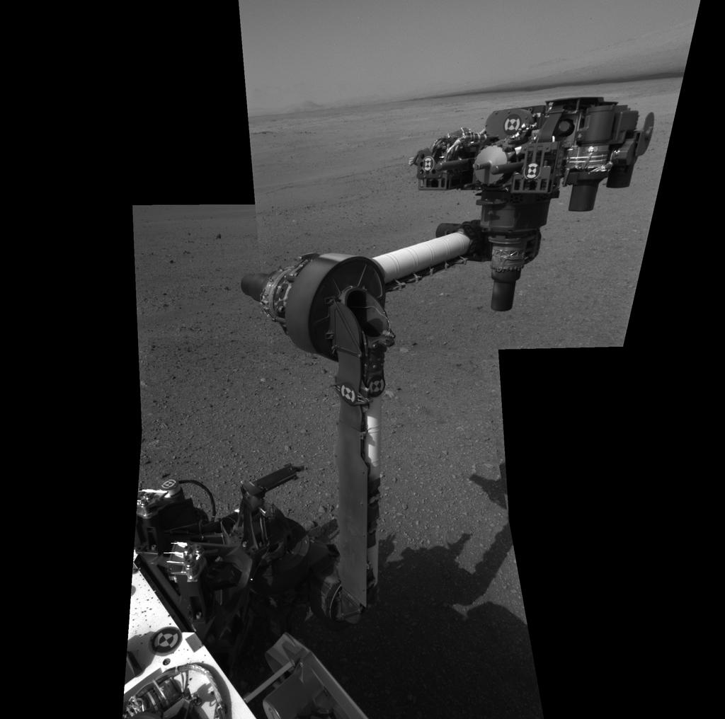 robot on mars nasa - photo #39