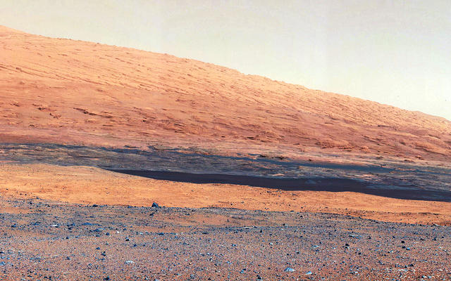 Getting to Know Mount Sharp (UNANNOTATED)