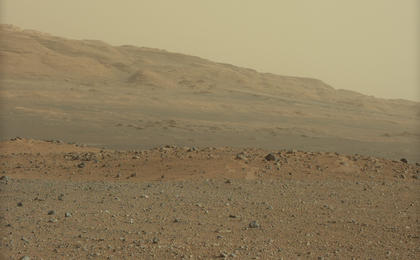 see the image 'Focusing the 34-millimeter Mastcam'