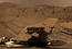 see the image 'Spirit Mars Rover in 'McMurdo' Panorama'
