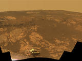 read the article 'NASA's Veteran Mars Rover Ready to Start 10th Year'