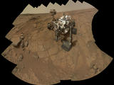read the article 'Curiosity Rover Exits 'Safe Mode''