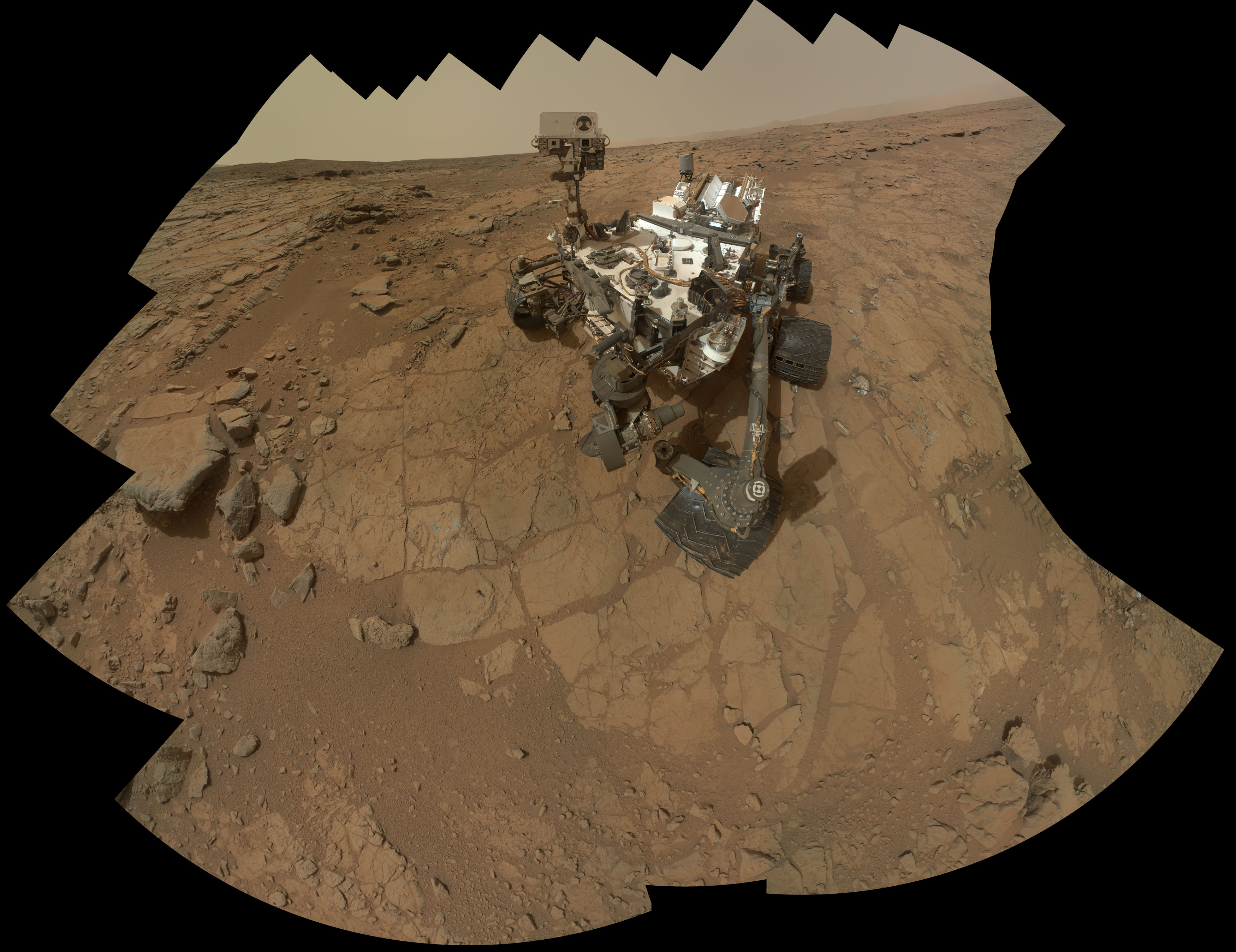 NASA Mars Rover Mission Picked For Smithsonian Honor | Mars News