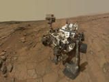 read the article 'NASA Mars Rover Mission Picked For Smithsonian Honor'