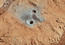 see the image 'Dust from Mars Drilling: Tailings and Discard Piles (White Balanced - Unannotated)'
