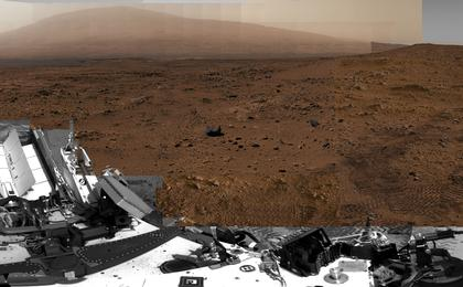 Browse through images from the Mars. This image gallery will expand as the mission progresses.