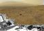 see the image 'Billion-Pixel View From Curiosity at Rocknest, Raw Color'