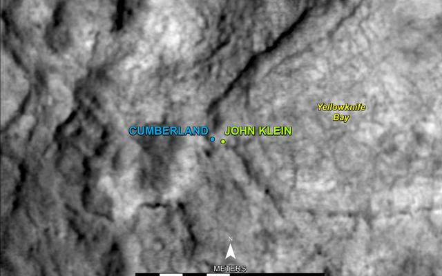 read the article 'NASA Curiosity Rover Team Selects Second Drilling Target On Mars'