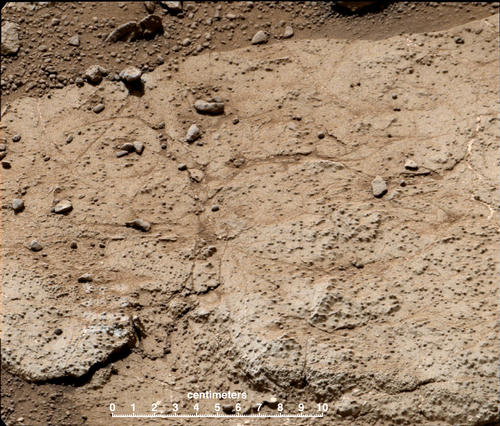 'Cumberland' Target for Drilling by Curiosity Mars Rover