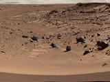 read the article 'Through the Gap: Curiosity Mars Rover Crosses Dune'